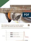 Copper Rotor Induction Motor Copper Alliance Malcolm Burwell SAE eMotors 23 April 2012 v1.0