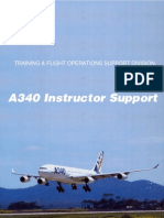 Instructor Support Airbus a340