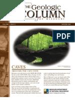 The Geologic Column of Missouri - Vol 2 - Issue 2