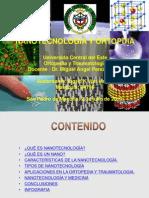 Nanotecnol y Ortop