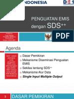 1. Penguatan EMIS Dgn SDS++