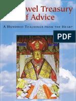 91766167 Khenpo Konchog Gyaltshen Rinpoche the Jewel Treasury of Advice