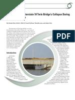Analysis Bridge Collapse