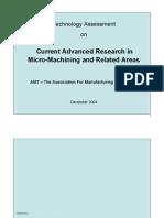 MicroMachiningTechAssessment 0209 TECH