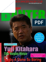 Banger Banter Newsletter Jan - June 2013