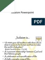 Judaism Powerpoint