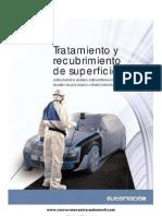 Tratamiento y Recubrimiento de Superficies Resumen