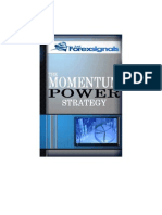 Forex Momentum Strategy