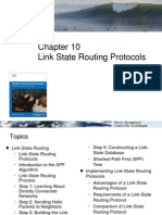 Link State Routing Protocols
