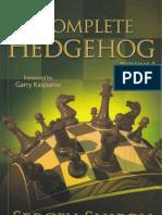 Shipov-The Complete Hedgehog Vol.1