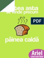 Ebook - Cartea asta se vinde precum pâinea caldă - Ariel Constantinof