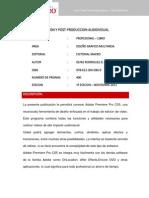 Edicion y Post Produccion Audiovisual