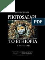 Ethiopia PhotoSafari