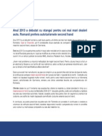 Dacia – succes pe piata auto din Germania si Franta