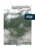 Liberia's Forestry Report