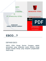 Audit Energi- Krakatu Steel