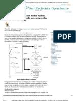 Howto Design a Stepper Motor System Using an 8-Bit Freescale Microcontroller MCU - MC68HC11E9 _ Your Electronics Open Source