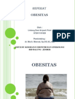 Referat Obesitas