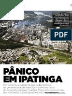 Pânico em Ipatinga - Revista Exame