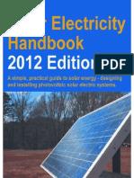 Solar Electricity Handbook - Boxwell, Michael.pdf