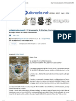 17.6.2013, 'Il Novecento Di Matteo Focaccia', Equilibriarte