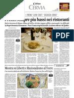 14.6.2013, 'Mostra Su Liberty e Razionalismo Al Torre', Corriere Di Romagna