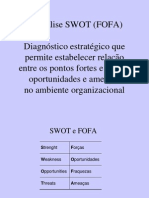 Analise Swot