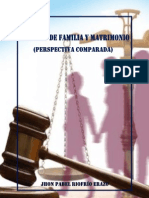 Derecho de Familia y Matrimonio