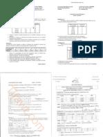 Examen & Exercices de Statistique Descriptives