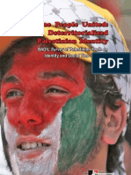 BADIL's survey of Palestinian youth on identity and social ties - 2012