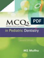 Pdf pediatric dentistry