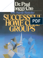 Home Cell Groups