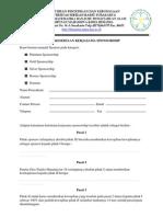 Surat Sponsorship Dan Donatur