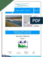 DOCOB - Natura 2000 - DURANCE