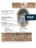 Missouri Resources - 2003 Fall