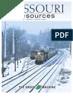 Missouri Resources - 2011 Winter