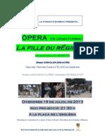 Opera 19 jul. 2013 21.30 Cabrera de Mar
