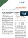 Euro Composite PMI June 2013