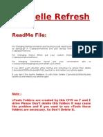 FAQ Vir Belle Refresh.doc