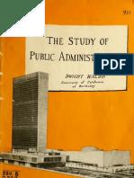 1B- Study of PA by Waldo