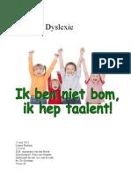 Onderzoek Dyslexie
