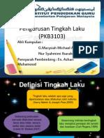 Pengurusan Tingkah Laku (PKB3103).pptx
