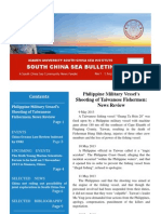 South China Sea Bulletin Vol.1 No.7 (1 July 2013)