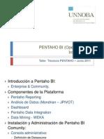Pentaho Bi Open Source - V2