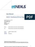 jetnexus ALB-X-User-Guide-v2.5