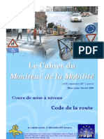Cahier Mobilite 0705
