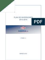 Ypfb Logistica_plan de Inversiones