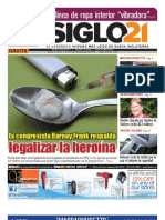 Siglo21 Edición 685