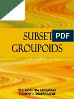 Subset Groupoids