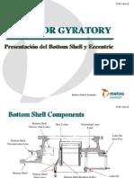 Gyratory - Bottom Shell & Eccentric E